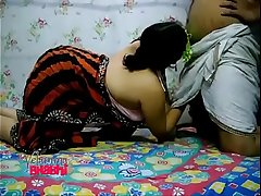 Velamma bhabhi indian milf blowjob fucked in missionary style - look indian porn